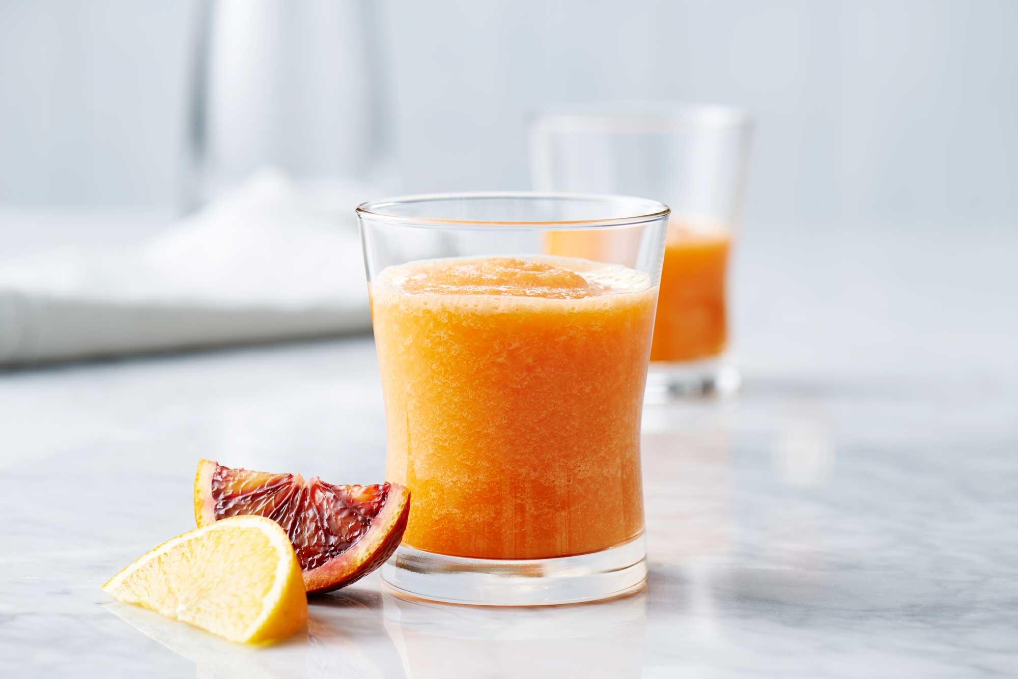 Recetas de zumos con Vitamix
