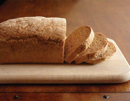 pan integral hecho en Vitamix
